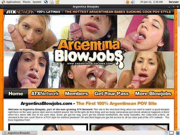 Argentina Blowjobs Member Passwords
