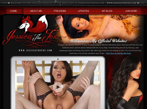 Jessicathefox.com Lower Price