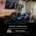 Rubber Domina Accs