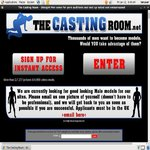 The Casting Room Arseholes