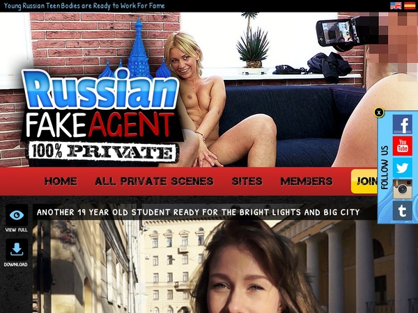 Russian Fake Agent Free Galleries