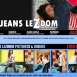 Jeans Lezdom Watch