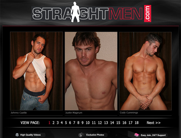 Straightmen Limited Sale