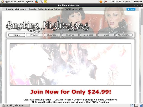 Discount Pass Smokingmistresses.com